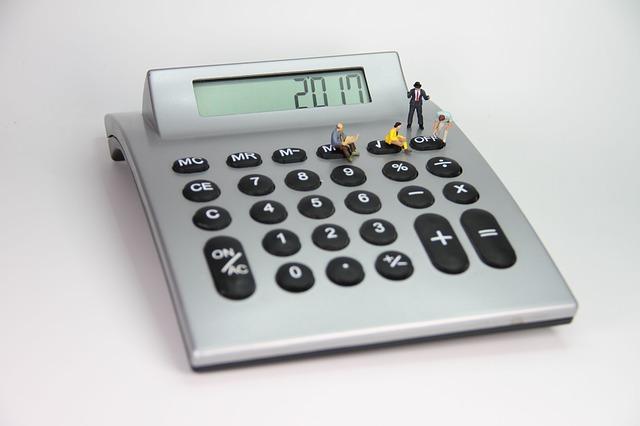Excelのオート SUM で数値を合計する方法
