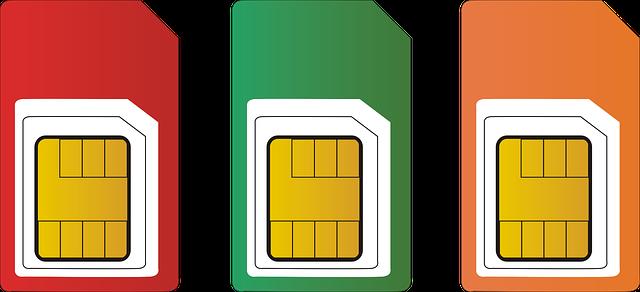 SIMフリースマートフォン の使い方